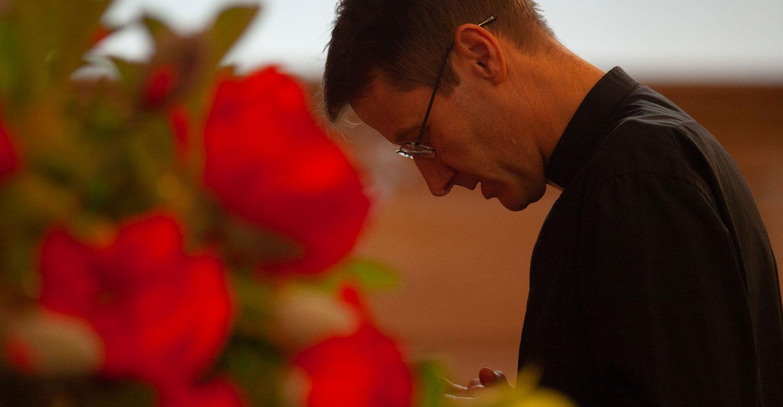 St Bride's as a place of quiet prayer