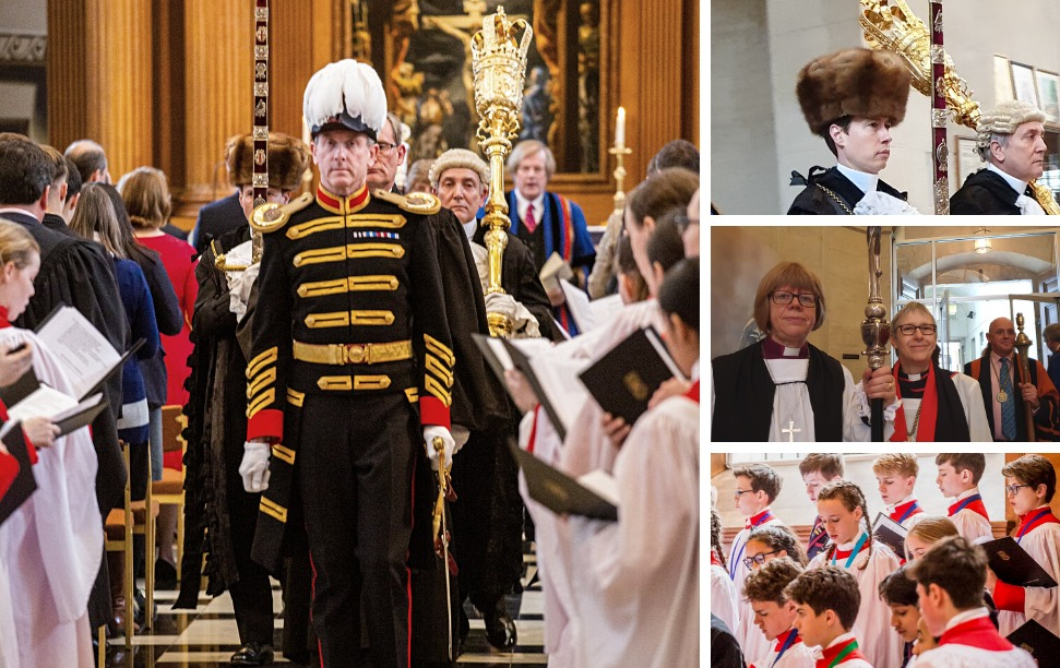 The Bridewell Service for King Edward School Witley