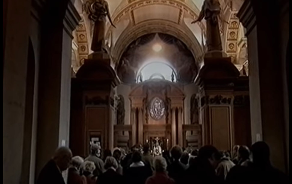BBC The Day Britain Stopped memorial service at St Bride's