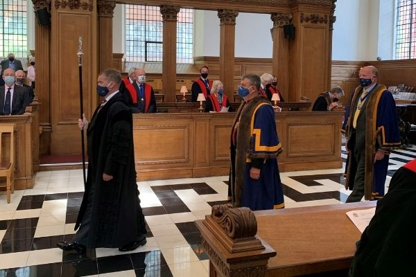 Court of Co of Stationers processes from St Bride's